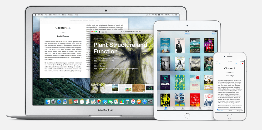 iBooks_Free books and mobile reading