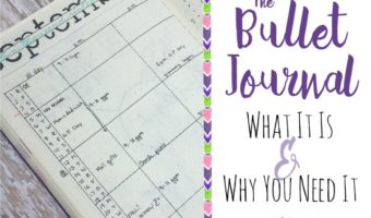 The Bullet Journal: What It Is & Why You Need It