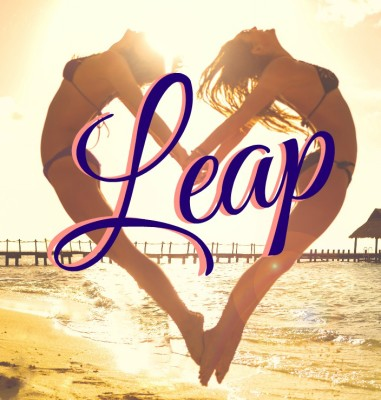 Take risks and Leap toward inspiration in 2016