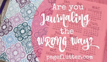 Are You Bullet Journaling the WRONG Way?