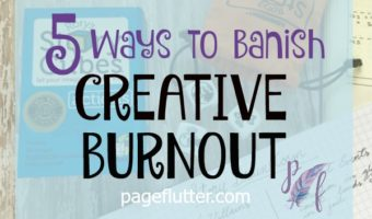 5 Easy Ways to Banish Creative Burnout