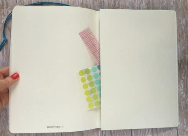 *REVIEW* Leuchtturm1917 B5 Slim Softcover| pageflutter.com