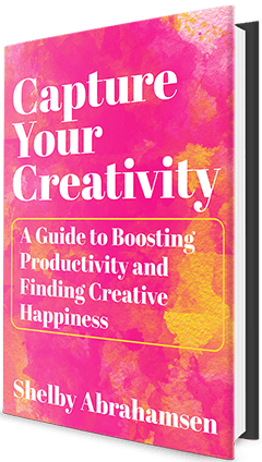 Capture Your Creativity: Self-development ebook by Shelby of LittleCoffeeShop.com