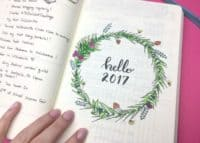 My 2017 Bullet Journal! The life-changing bullet journal pages that help me start the New Year the right way!
