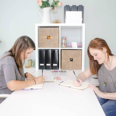 Productive & Pretty, one of my top blogs to follow for planning, bullet journaling, productivity, and intentional living.