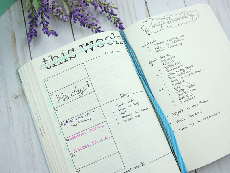 Cratejoy is my new self-care secret weapon (plus my Bullet Journal).
