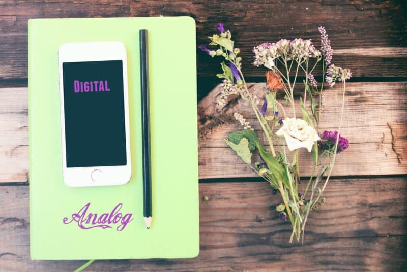 8 Digital Apps You'll Actually Use for Analog Living | Page