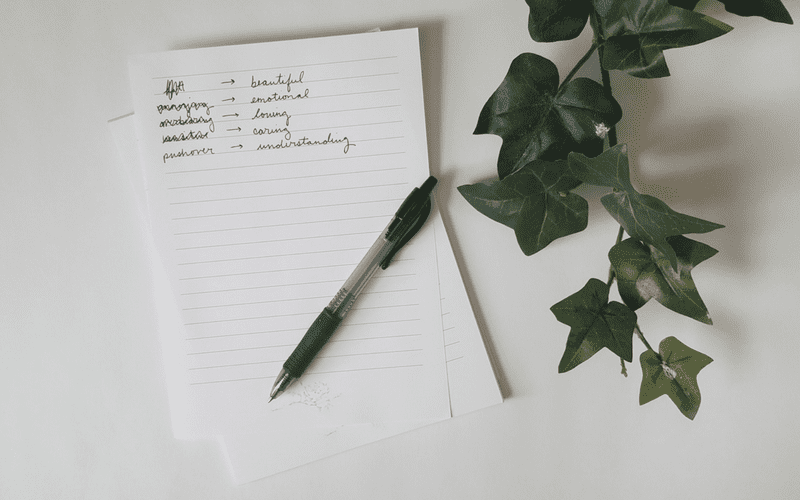 Empowered journaling prompts for your Bullet Journal!