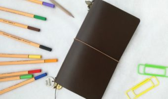 How to Preserve Your Memories and Stay Organized with a Traveler's Notebook