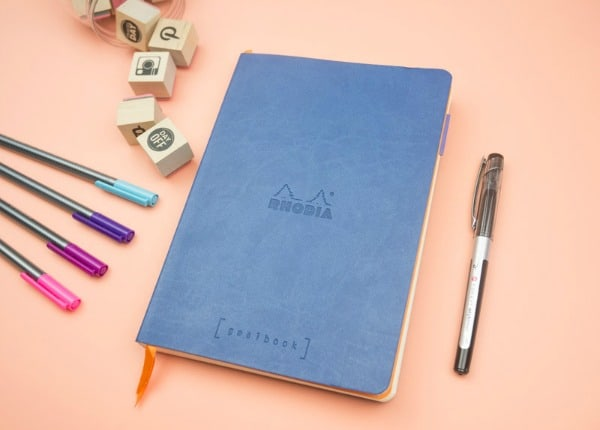 Rhodia Goalbook Review: The Journaling Notebook You've Been Waiting For