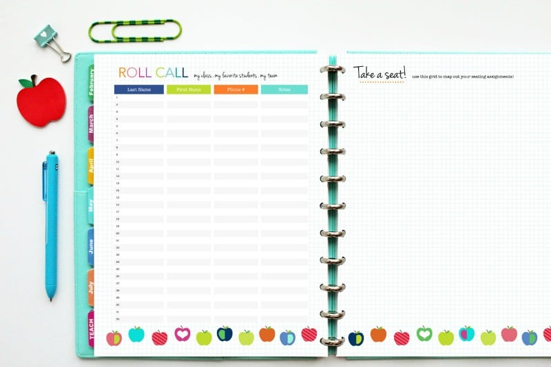 Is Bullet Journaling not for you? Get organized for Back to School with these stylish academic planners!