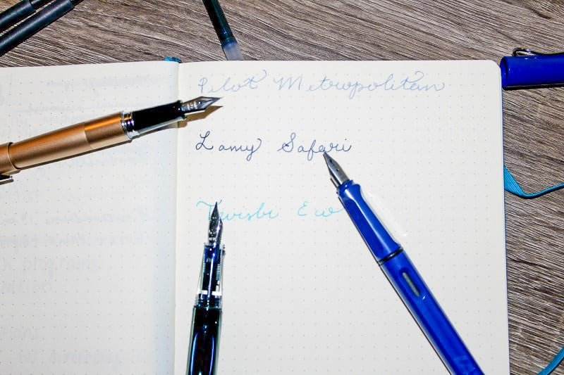 Fountain pen anatomy for newbies. Great for handwriting practice, happy mail, and journaling.