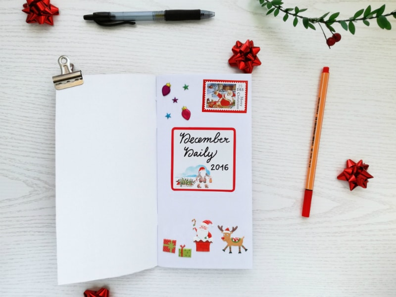 Using a Bullet Journal and Trello holiday planning routine to stay organized. #productivity #planning #bulletjournal #trello