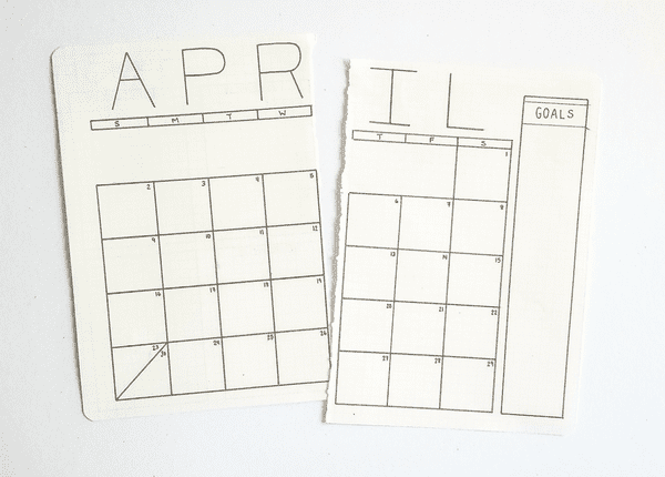 Back to Basics: Using Your Bullet Journal to Increase Productivity