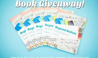 *CLOSED*Beyond Bullets Book Giveaway: Virtual Book Release Party!