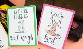 4 Harry Potter Valentines to Charm Your Friends