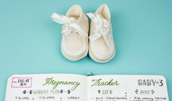 4 Pregnancy Bullet Journal Trackers to Prepare for Baby