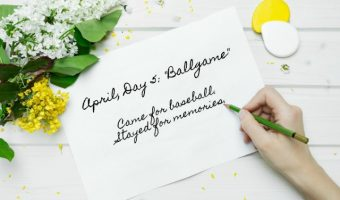 Year to a Better You April Prompts (6-Word Story Challenge)
