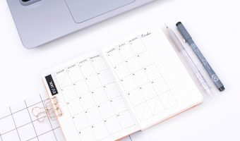 10 Awesome A6 Bullet Journal Layouts to Optimize Your Planning