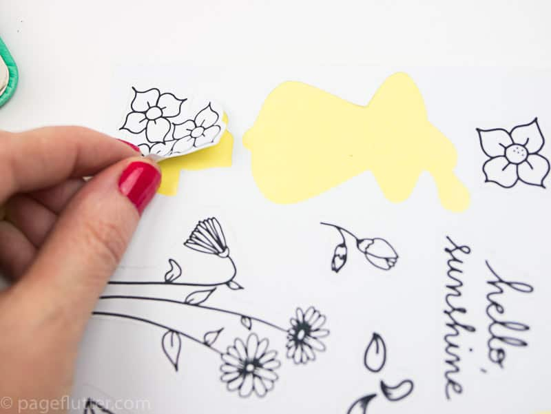 15 Printable Floral Planner Stickers To Beautify Your