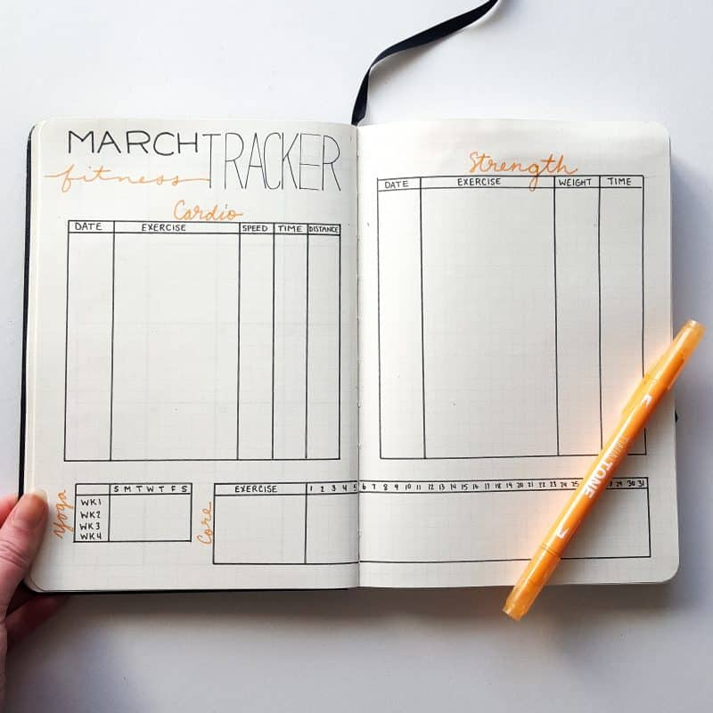30+ Super Trackers For Your Planner: Daily, Monthly, Yearly | April budget tracker (2) | Jihi Elephant for pageflutter.com