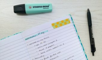 Top 5 Reasons You Need a DONE List in Your Journal